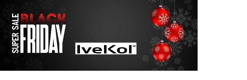 Čierny Piatok - zľavy ako poďakovanie - kúzelné ponuky v IveKol