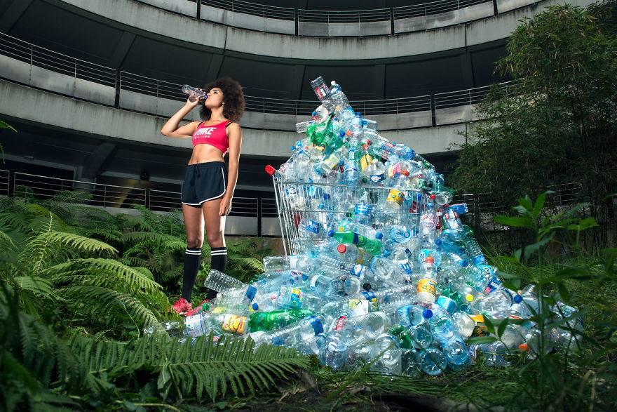 Koľko odpadu dokáže vyprodukovať človek za 4 roky? -IveKol