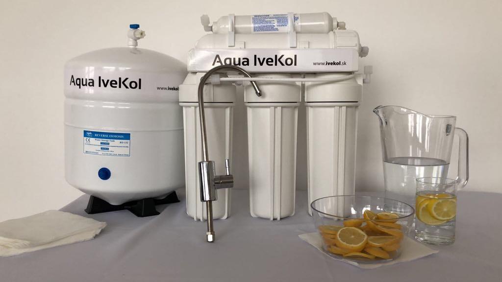 Ako výrazne pozitívne ovplyvniť zdravie svoje a celej rodiny? Pite filtrovanú vodu! - IveKol