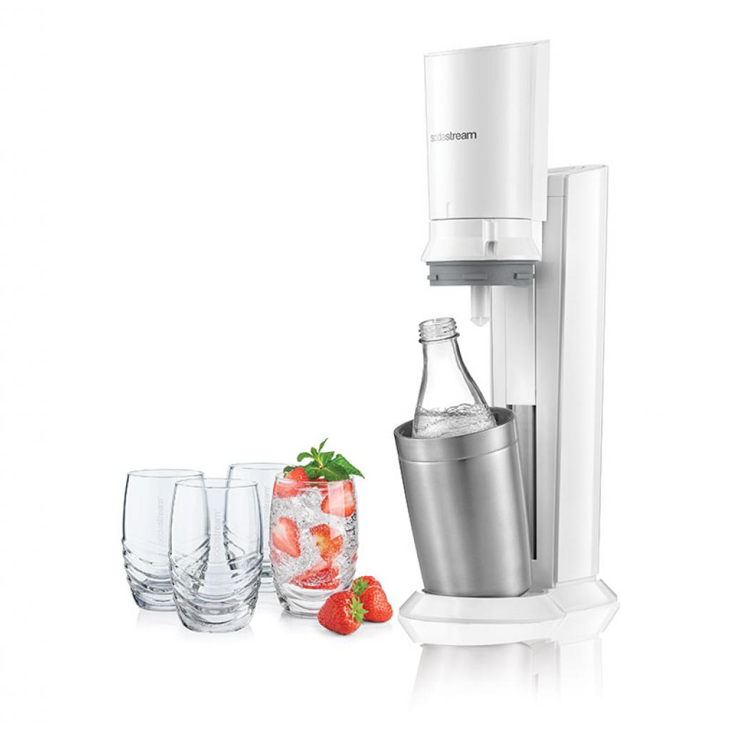 SodaStreamCRYSTAL White